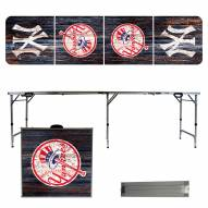 New York Yankees Victory Folding Tailgate Table
