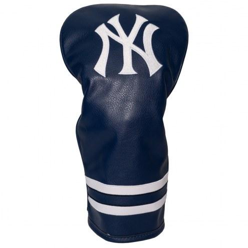 New York Yankees Vintage Golf Driver Headcover
