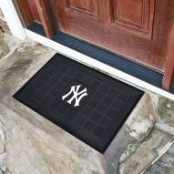 New York Yankees Vinyl Door Mat
