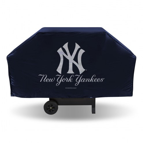 New York Yankees Vinyl Grill Cover