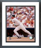 New York Yankees Wade Boggs Action Framed Photo