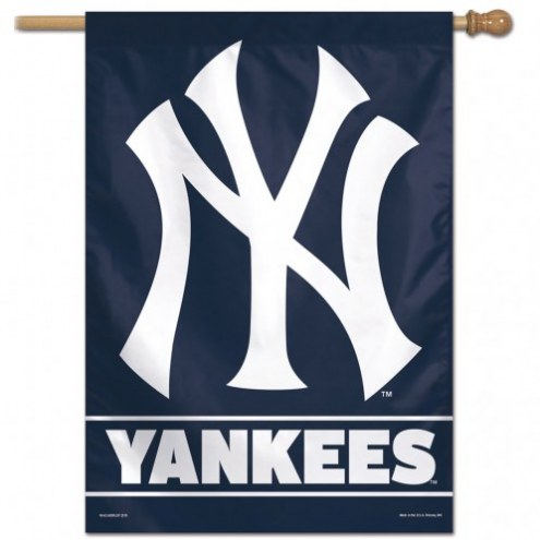 """New York Yankees 28"""" x 40"""" Banner"""