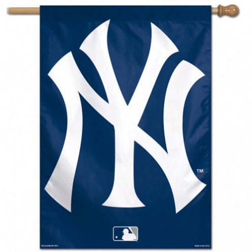 "New York Yankees 28"" x 40"" Banner"