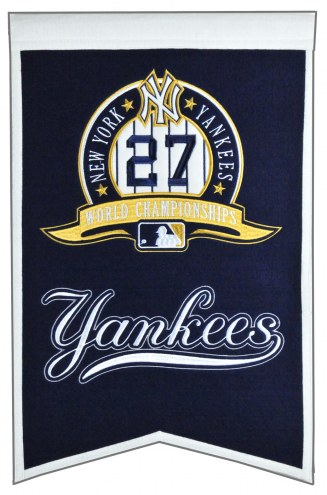 New York Yankees Champs Banner