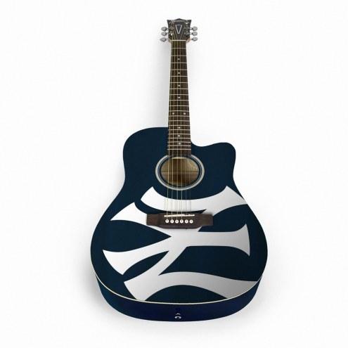 New York Yankees Woodrow Acoustic Guitar