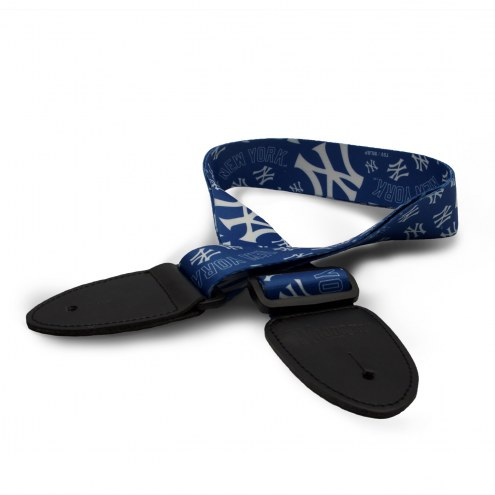New York Yankees Woodrow Guitar Strap