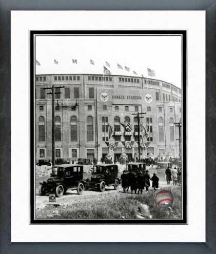New York Yankees Yankee Stadium 1923 Opening Day Framed Photo