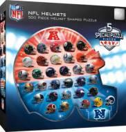 NFL 500 Piece Helmet Shaped Puzzle