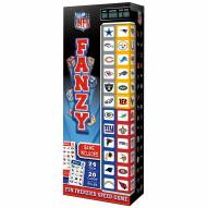 NFL Fanzy Dice Game