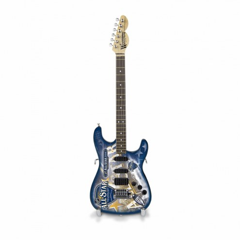 NHL 2016 All Star Game Mini Collectible Guitar