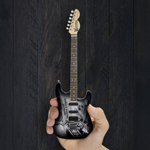 NHL Shield Mini Collectible Guitar