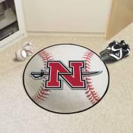 Nicholls State Colonels Baseball Rug