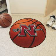 Nicholls State Colonels Basketball Mat