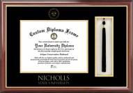 Nicholls State Colonels Diploma Frame & Tassel Box