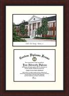 Nicholls State Colonels Legacy Scholar Diploma Frame