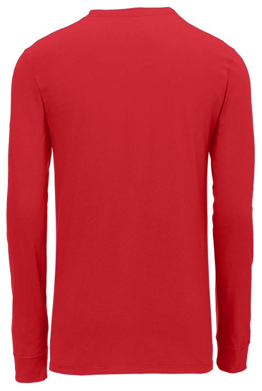 Nike Core Mens Cotton Custom Long Sleeve Shirt