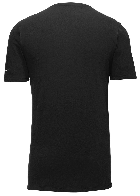 Nike Dri Fit Cottonpoly Mens Custom T Shirt