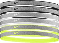 Nike Heathered Headbands - 6 pack