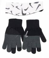 Nike Kid's Hyperstorm Headband and Knit Glove Set