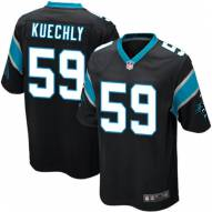 Nike NFL Carolina Panthers Luke Kuechly Youth Game Football Jersey