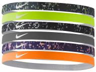 Nike Printed Headband - Assorted 6 Pack