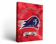 NJIT Highlanders Banner Canvas Wall Art