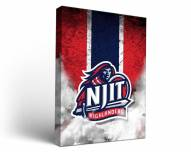 NJIT Highlanders Vintage Canvas Wall Art