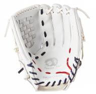 "Nokona AMERICANKIP 12.5"" Softball Glove - Left Hand Throw"