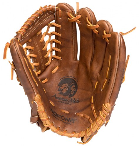 "Nokona Classic Walnut 11.5"" Baseball Glove - Left Hand Throw"