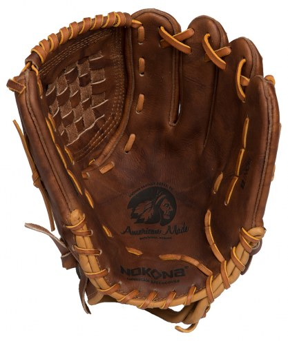"Nokona Classic Walnut 12"" Baseball/Softball Glove - Left Hand Throw"