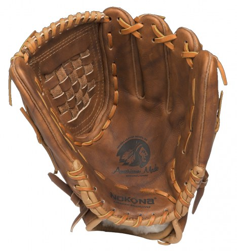 "Nokona Classic Walnut 13"" Utility Baseball/Softball Glove - Left Hand Throw"