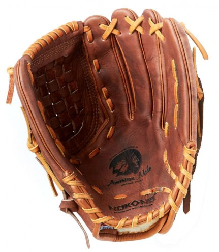"Nokona W-V1250 12.5"" Baseball/Softball Infield/Outfield Glove - Right Hand Throw"