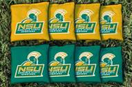 Norfolk State Spartans Cornhole Bag Set