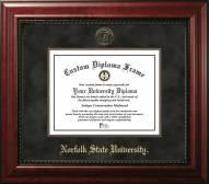 Norfolk State Spartans Executive Diploma Frame