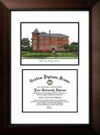 Norfolk State Spartans Legacy Scholar Diploma Frame