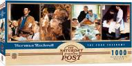 Norman Rockwell The Four Freedoms 1000 Piece Panoramic Puzzle
