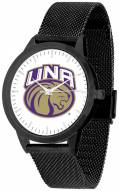 North Alabama Lions Black Mesh Statement Watch