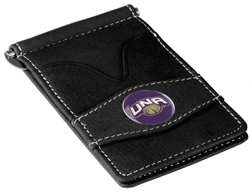 North Alabama Lions Black Player's Wallet
