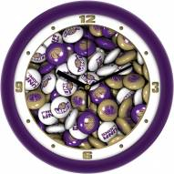 North Alabama Lions Candy Wall Clock