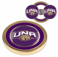 North Alabama Lions Challenge Coin with 2 Ball Markers