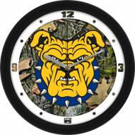 North Carolina A&T Aggies Camo Wall Clock