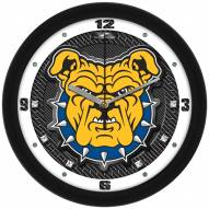 North Carolina A&T Aggies Carbon Fiber Wall Clock