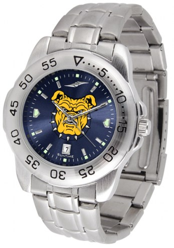 North Carolina A&T Aggies Sport Steel AnoChrome Men's Watch