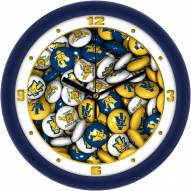 North Carolina A&T Aggies Candy Wall Clock