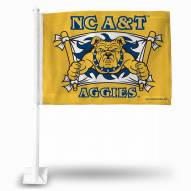 North Carolina A&T Aggies Car Flag