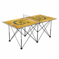 North Carolina A&T Aggies Pop Up 6' Ping Pong Table