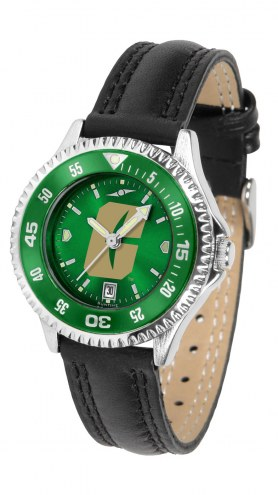 North Carolina Charlotte 49ers Competitor AnoChrome Women's Watch - Color Bezel
