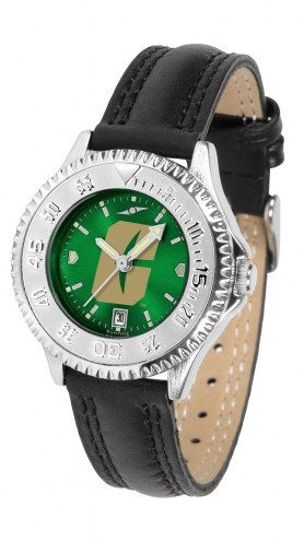 North Carolina Charlotte 49ers Competitor AnoChrome Women's Watch