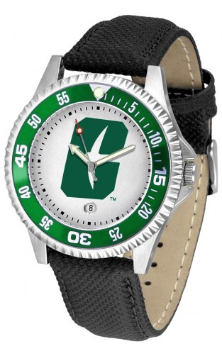 North Carolina Charlotte 49ers Competitor Men's Watch