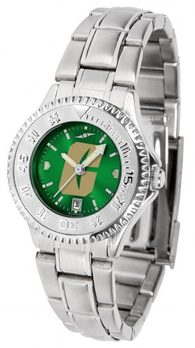 North Carolina Charlotte 49ers Competitor Steel AnoChrome Women's Watch